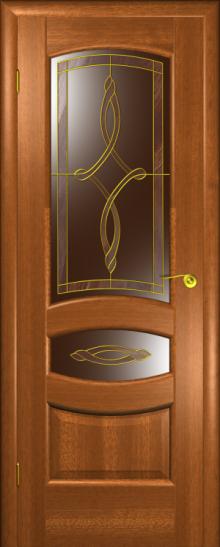 Дверь Юлия Анегри (витраж Натали)