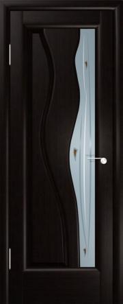 Дверь Лагуна-2 Венге