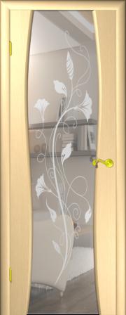 Дверь Сорренто-2 Беленый дуб