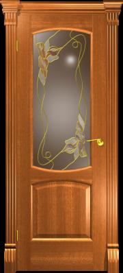 Дверь Венеция Анегри (витраж)