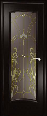 Дверь Верона Венге (фацет)
