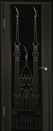 Дверь Гром-3 Венге Мечеть